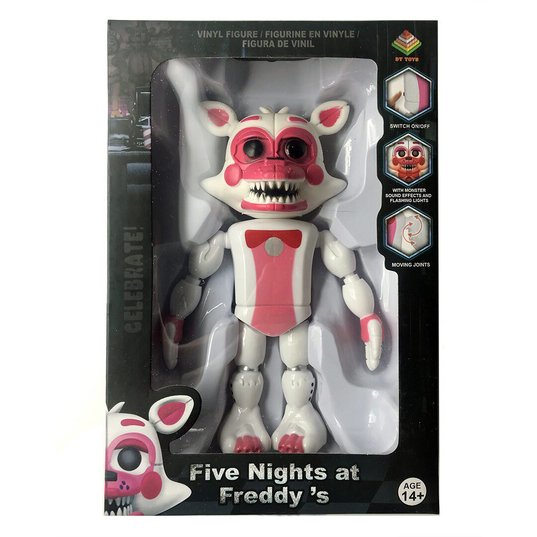 dc298dde574ed Фигурка Five Nights at Freddy's «Фантайм Фокси» (Funtime Foxy) 19см