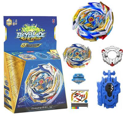 Волчок Beyblade Imperial Dragon Charge B-154 (Империал Драгон Д6) B-154