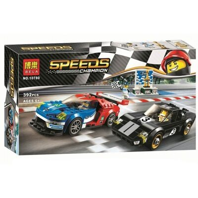 "Конструктор Speeds Champion ""2016 Ford GT & Ford GT40 1966"""