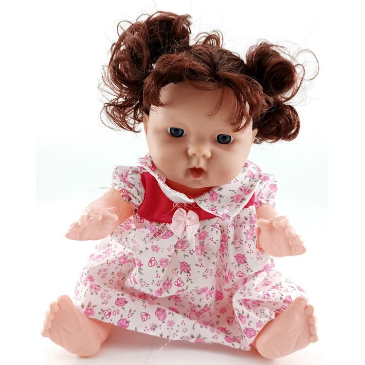 Кукла Пупсик с коляской   25 см