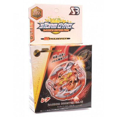 Волчок Beyblade Crash Ragnaruk R4 (Роктавор Р4) В-111