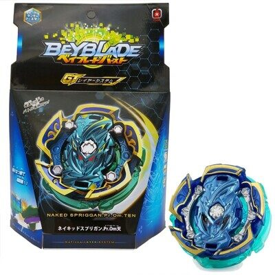 Волчок Beyblade Naked Spriggan Paradox Orbit Metal Ten B-156-1 (Нейкед Спрайзен С7) B-156-1